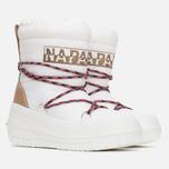 Napapijri Bella Mid Women's Boots White photo- 1