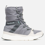 Женские дутики Reebok Russia Boot Grey/Aqua фото- 0