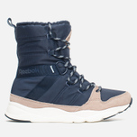 Reebok Russia Boot Women's Winter Shoes Indigo/Taupe/Navy/Chalk photo- 0