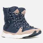 Reebok Russia Boot Women's Winter Shoes Indigo/Taupe/Navy/Chalk photo- 1