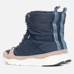 Reebok Russia Boot Women's Winter Shoes Indigo/Taupe/Navy/Chalk photo- 2