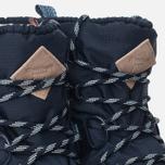 Женские дутики Reebok Russia Boot Indigo/Taupe/Navy/Chalk фото- 5