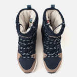 Reebok Russia Boot Women's Winter Shoes Indigo/Taupe/Navy/Chalk photo- 4