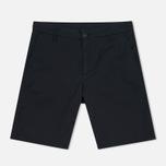 Женские шорты Carhartt WIP W' Vesper Lycra Stretch Twill 6 Oz Black Rinsed фото- 0