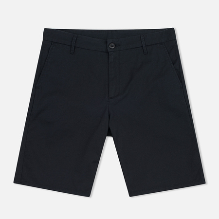 Женские шорты Carhartt WIP W' Vesper Lycra Stretch Twill 6 Oz Black Rinsed