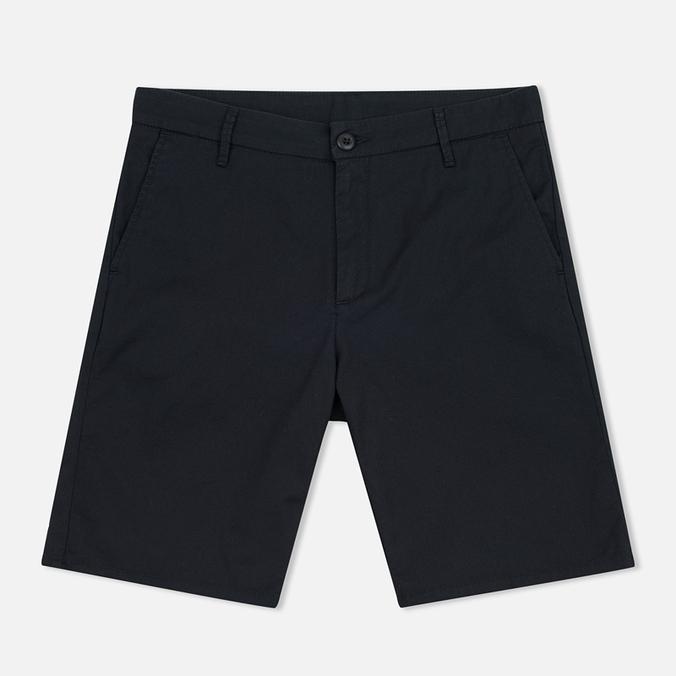 Женские шорты Carhartt WIP W' Vesper Lycra Stretch Twill 6 Oz Black Rinsed