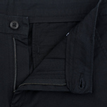 Женские шорты Carhartt WIP W' Vesper Lycra Stretch Twill 6 Oz Black Rinsed фото- 1