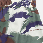 Maharishi Camo Silk Women's Shorts Papal Woodland photo- 2