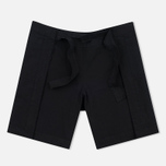Maharishi Hakama Garment Women's Shorts Women's shorts Dyed Black photo- 0