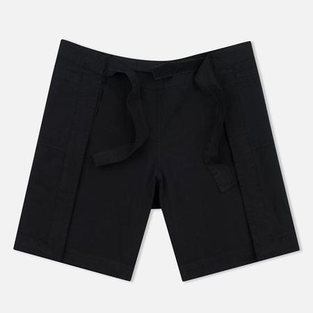 Maharishi Hakama Garment Women's Shorts Women's shorts Dyed Black