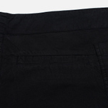 Maharishi Hakama Garment Women's Shorts Women's shorts Dyed Black photo- 2