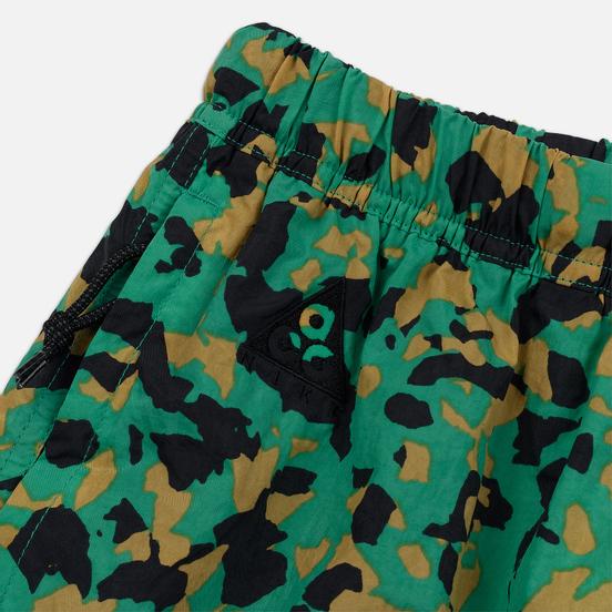 Женские шорты Nike ACG NRG 2.4 All Over Print Lucid Green/Black