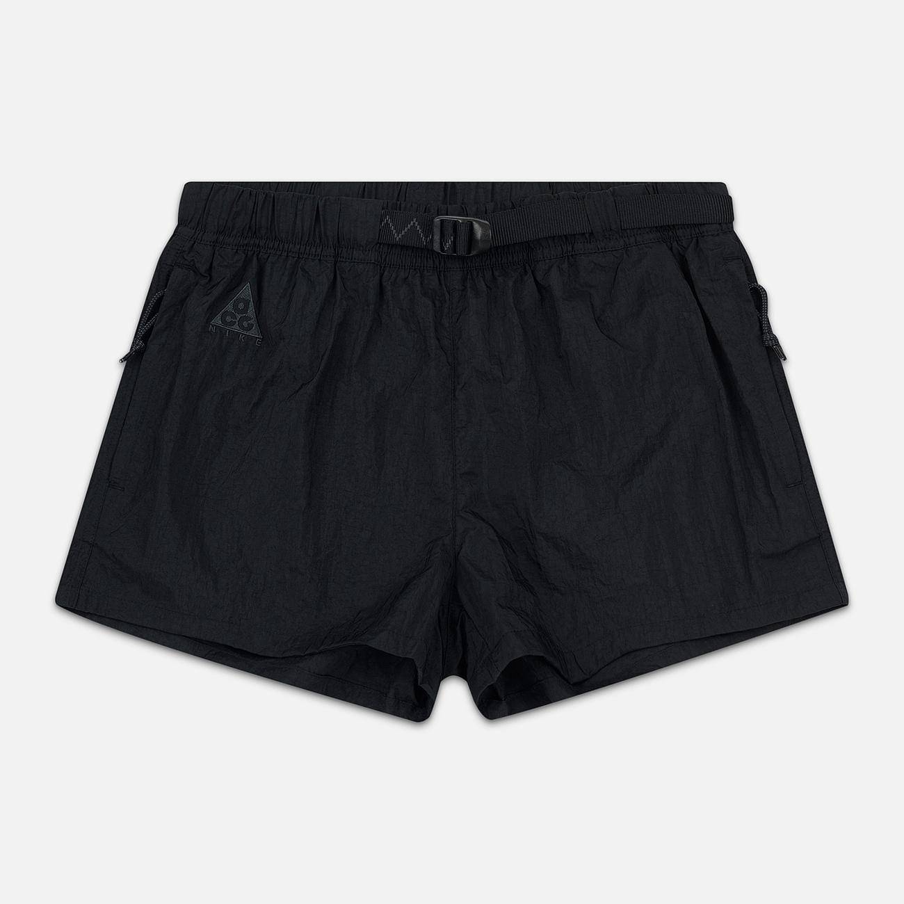 Женские шорты Nike ACG NRG 2 Solid Black/Anthracite