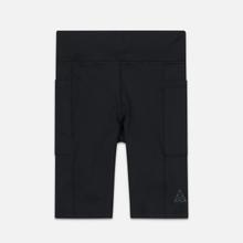 Женские шорты Nike ACG NRG Bike Black/Black фото- 0