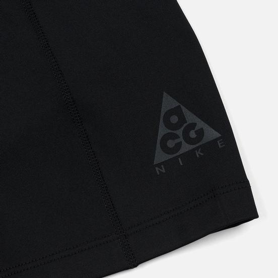 Женские шорты Nike ACG NRG Bike Black/Black