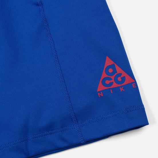 Женские шорты Nike ACG NRG Bike Game Royal/Black