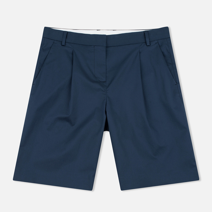 Женские шорты Norse Projects Erika Cotton Stretch Dark Navy