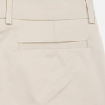 Женские шорты Norse Projects Erika Cotton Stretch Khaki фото- 3