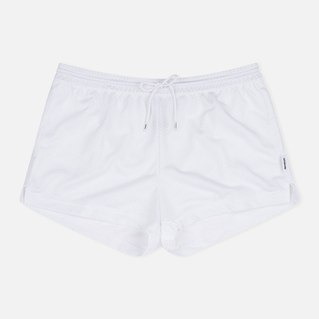 Женские шорты Reebok x Naked Court Mesh White
