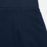 YMC Linen Women's Shorts Full Navy photo- 3
