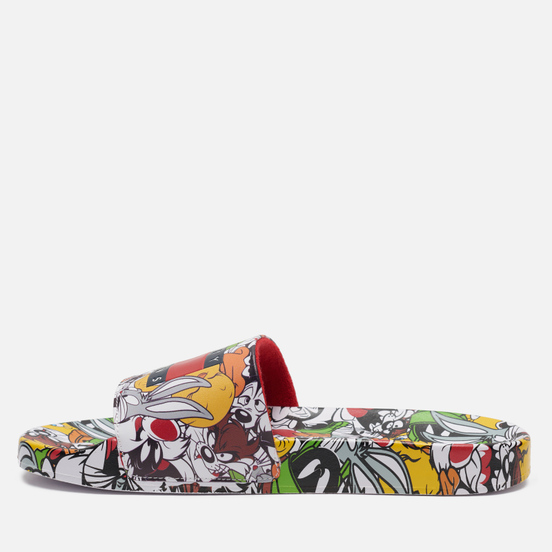 Женские сланцы Tommy Jeans x Looney Tunes Pool All Over Print