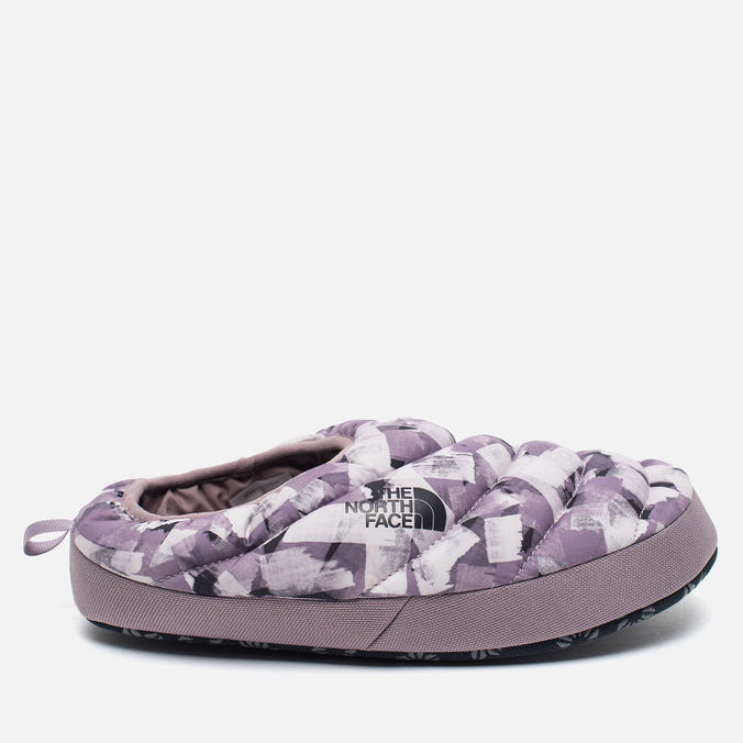 The North Face Nuptse Tent Mules III Women's Slippers Grey/Violaceous