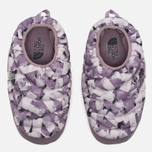 The North Face Nuptse Tent Mules III Women's Slippers Grey/Violaceous photo- 4
