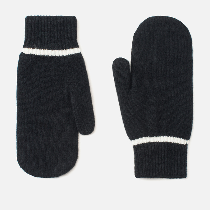 Женские варежки Norse Projects Ebba Knit Black