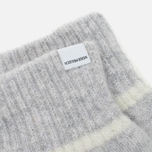 Женские варежки Norse Projects Ebba Knit Light Grey Melange фото- 1