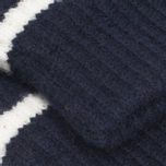Женские варежки Norse Projects Ebba Knit Navy фото- 2