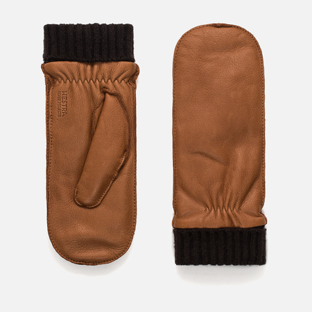 Женские варежки Norse Projects x Hestra Elba Mitten Natural