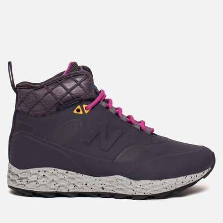 Женские зимние ботинки New Balance WFL710BT Fresh Foam Elderberry/Strata