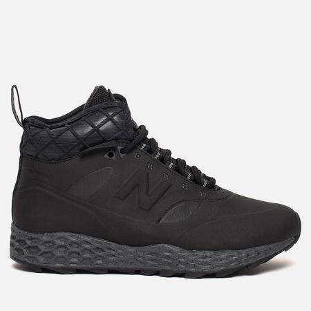 Женские зимние ботинки New Balance WFL710BV Fresh Foam Black