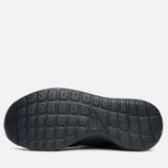 Женские зимние ботинки Nike Roshe One Hi Suede Black Anthracite фото- 5