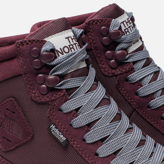 Женские зимние ботинки The North Face Back To Berkeley II Fig/Grisaille Grey