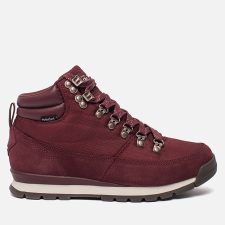 Женские зимние ботинки The North Face Back To Berkeley Redux Barolo Red/Vintage White