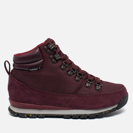 The North Face Back to Berkeley Women's Winter Shoes Redux Red/Black/White