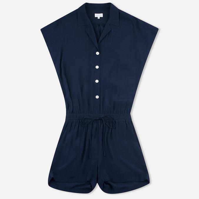 Gant Rugger Playsuit Women's Jumpsuit Evening Blue