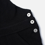 Женский комбинезон YMC Cotton Weave Dungarees Black фото- 2