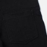 Женский комбинезон YMC Cotton Weave Dungarees Black фото- 4
