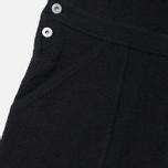 Женский комбинезон YMC Cotton Weave Dungarees Black фото- 5
