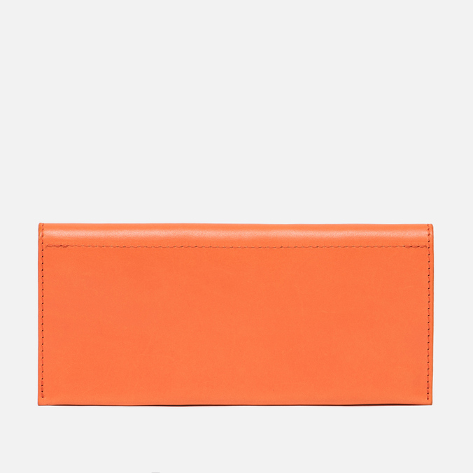 Женский кошелек Ally Capellino Evie Long Leather Orange