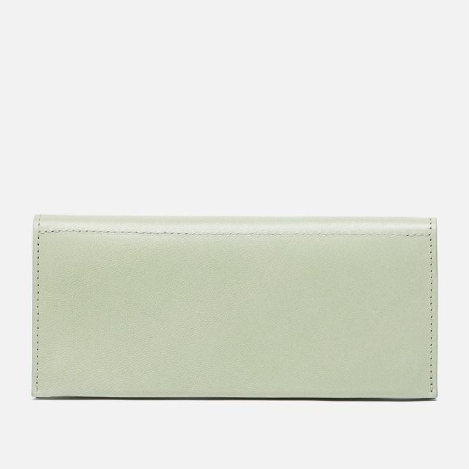Женский кошелек Ally Capellino Evie Long Zip Leather Mint