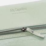 Женский кошелек Ally Capellino Evie Long Zip Leather Mint фото- 3