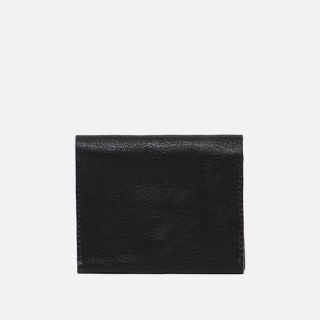 Женский кошелек Ally Capellino Riley Leather Coin Card Purse Black Washed