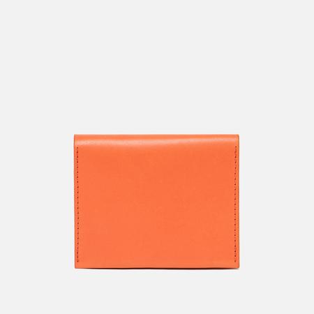 Женский кошелек Ally Capellino Riley Leather Coin Card Purse Orange