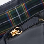 Женский кошелек Maison Kitsune Leather Dark Navy фото- 6
