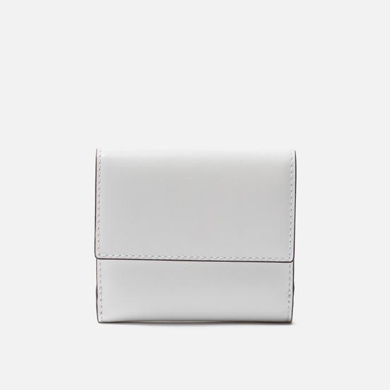 Кошелек Polo Ralph Lauren Varsity Polo Nappa Optic White