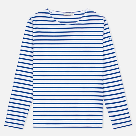 Женский лонгслив Armor-Lux Lesconil Genuine Breton White/Star Blue