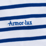 Женский лонгслив Armor-Lux Lesconil Genuine Breton White/Star Blue фото- 3